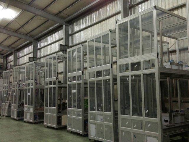 群創光電前段製程CST POST設備